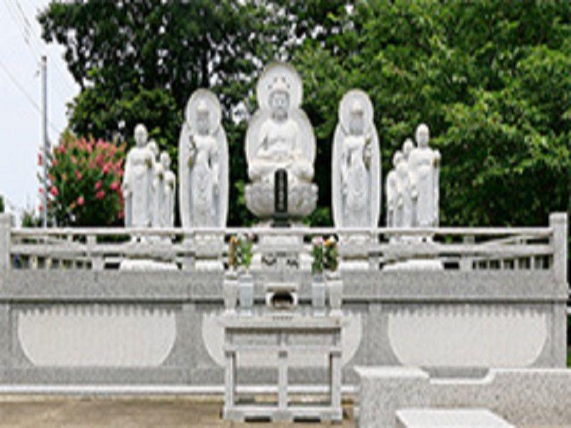 清寂の杜 歓喜院霊園 観音菩薩像
