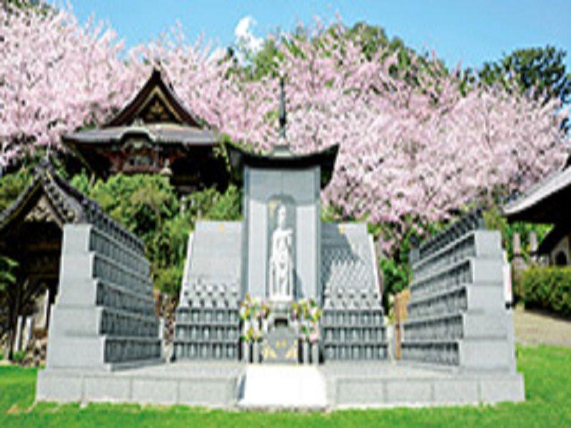 熊谷深谷霊園 龍泉寺 開放的な永代供養墓