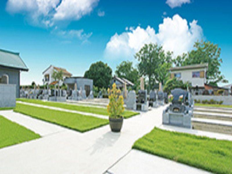 熊谷ひばりの森霊園 ゆとりある墓地