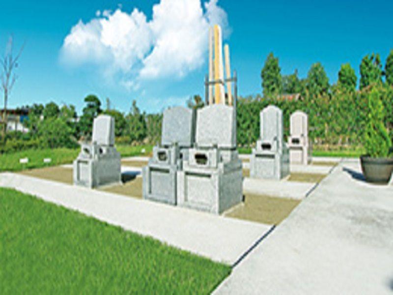 熊谷ひばりの森霊園 選べる墓石