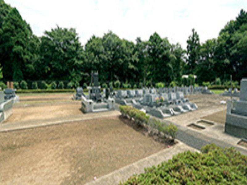 清寂の杜 歓喜院霊園 緑に囲まれた園内