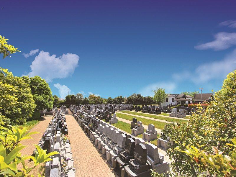 やすらぎ浄苑 日当たりの良い公園墓地