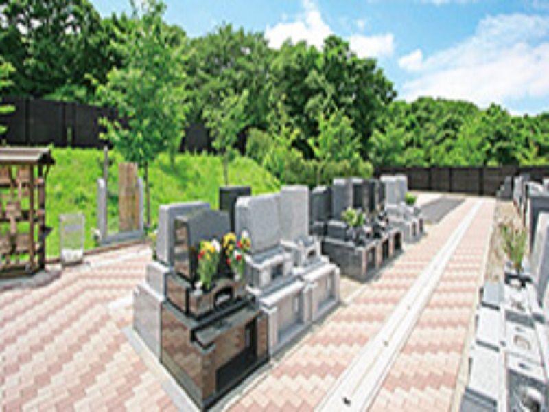 花見川犢橋霊園 緑豊かな霊園