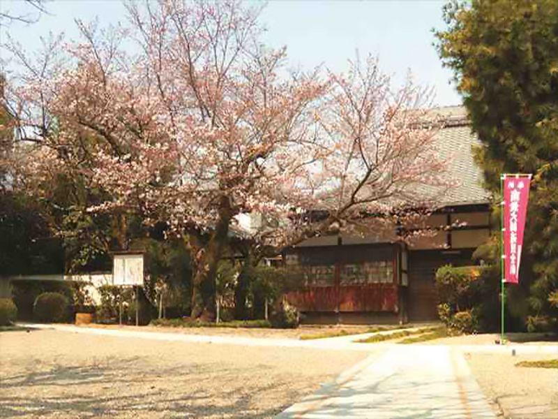 松林寺庭園墓地