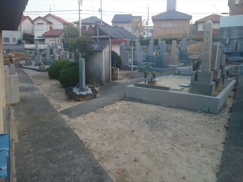 埴生西墓地