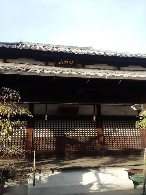常徳寺墓地