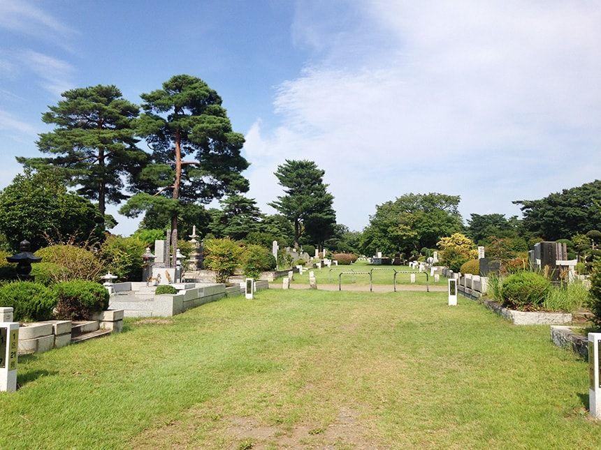 小平霊園6