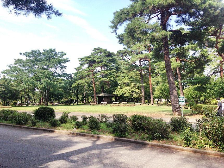 小平霊園7