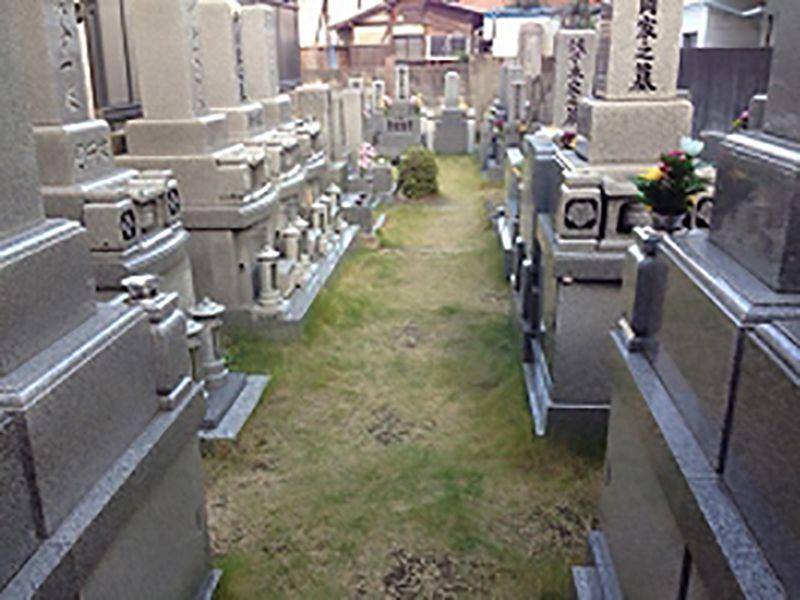 光明院墓地