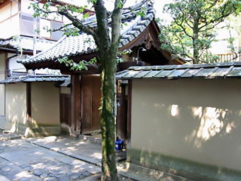 福寿院墓地
