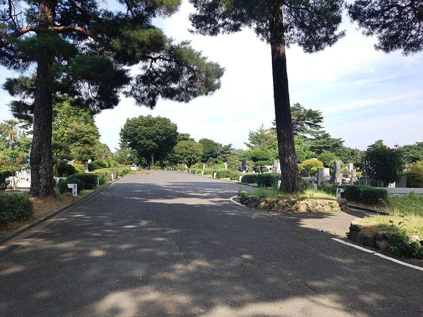 小平霊園16