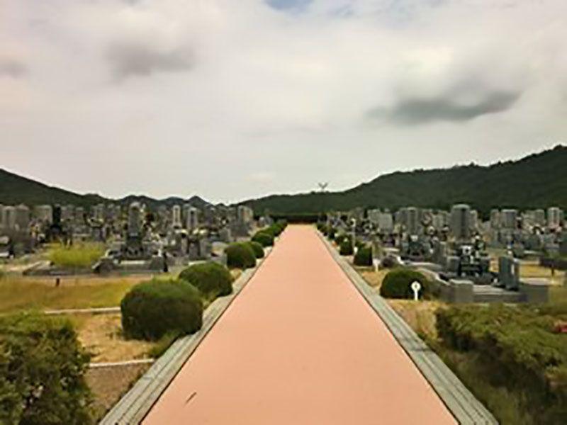 野洲市営 さくら墓園