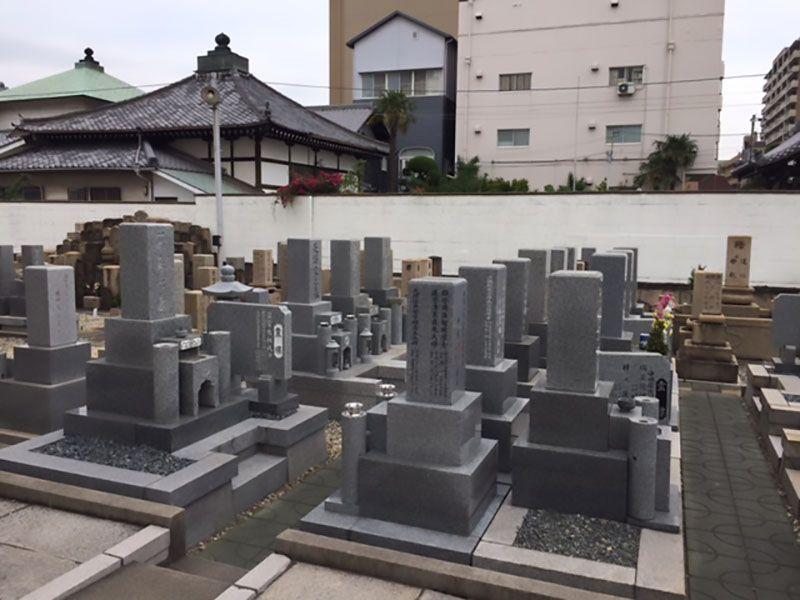 瑞雲山 顯祥寺 一般墓所