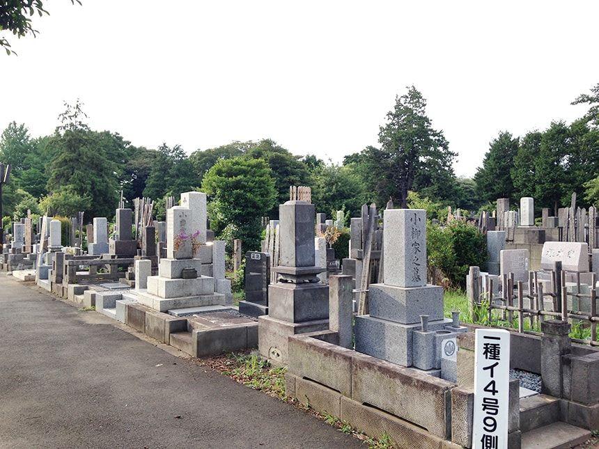 染井霊園15