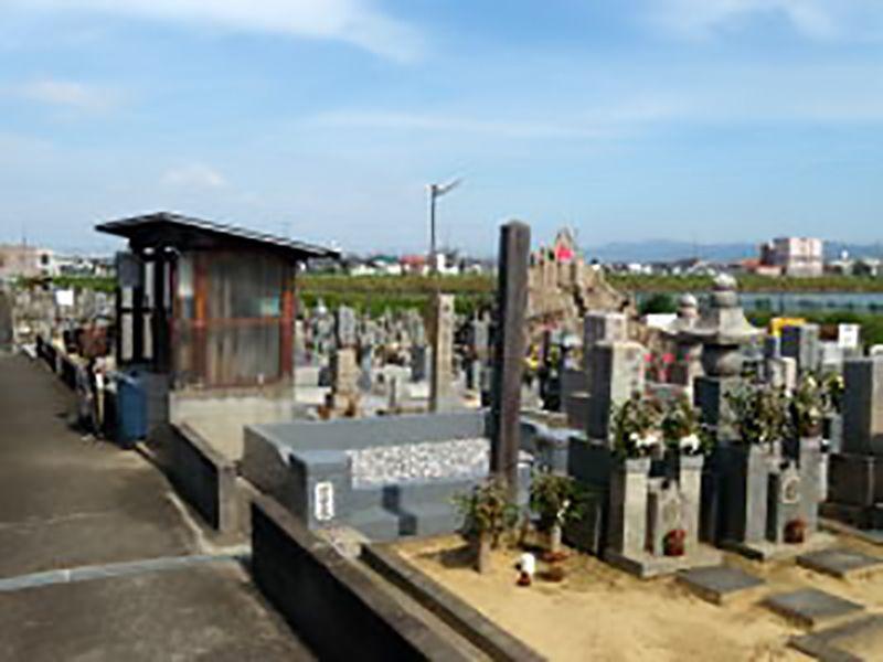 池尻共同墓地