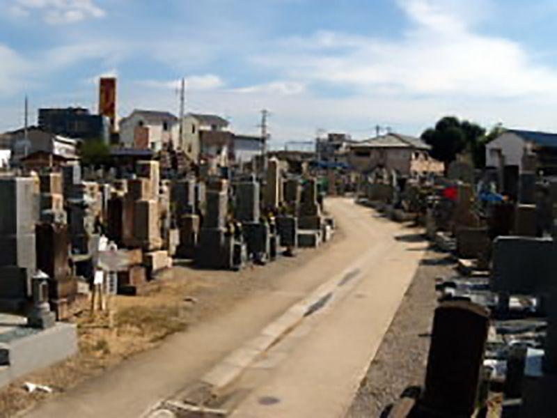 長曽根黒土共同墓地