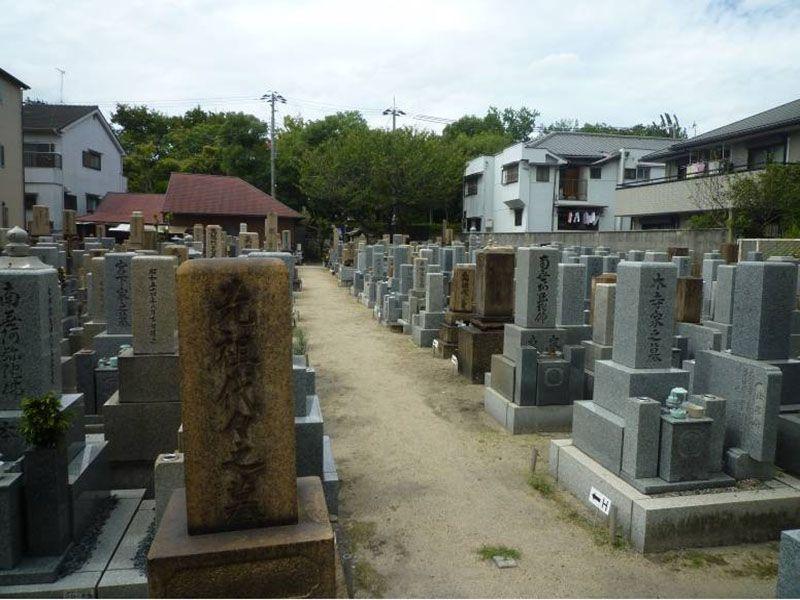 杭瀬冠頭中共同墓地